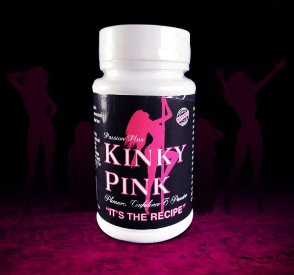 Kinky PInk Pills